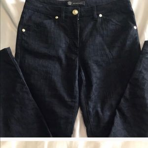 Versace Pantalone Jeans Donna